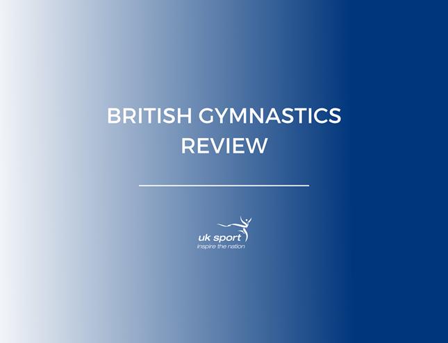 British Gymnastics Review