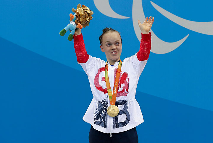 Image of Ellie Simmonds