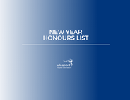 New Year Honours List Web Image
