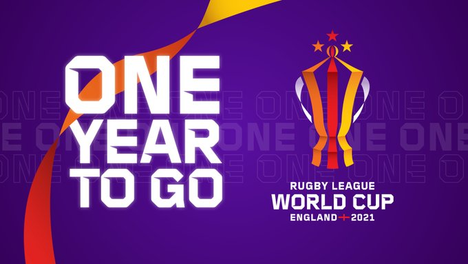 Rugby League World Cup - One Year to Go