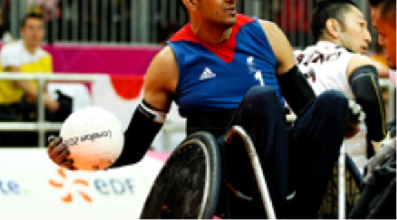 WheelchairBasketball