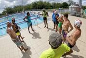 British Triathlon course in Trinidad