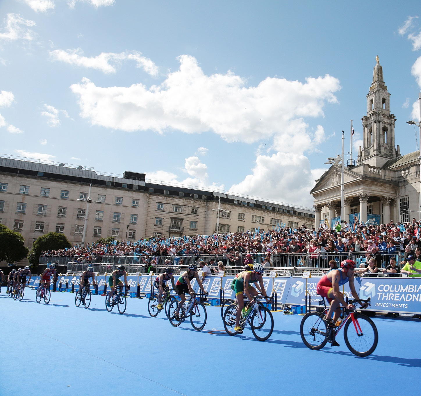 Credit David Tyrrell/ British Triathlon